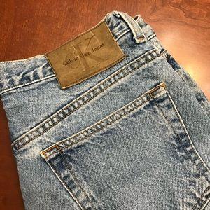 Calvin Klein - Vintage Mom Jeans - Medium Wash